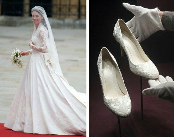 Kate Middleton, uma das melhores noivas dos tempos recentes