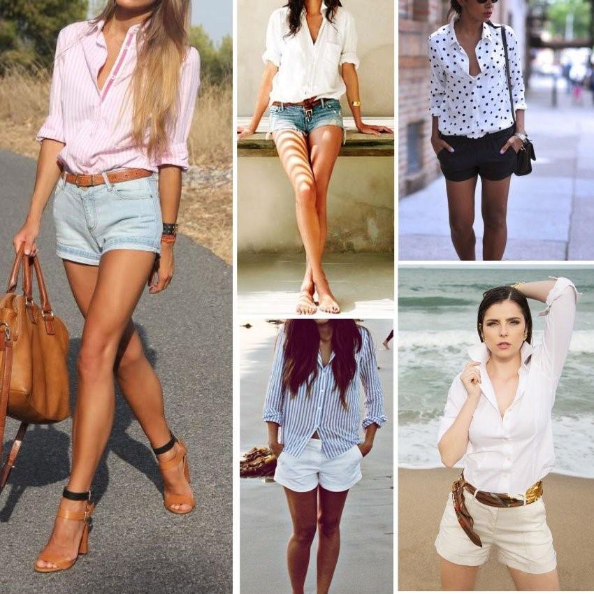 Como usar camisa social branca?